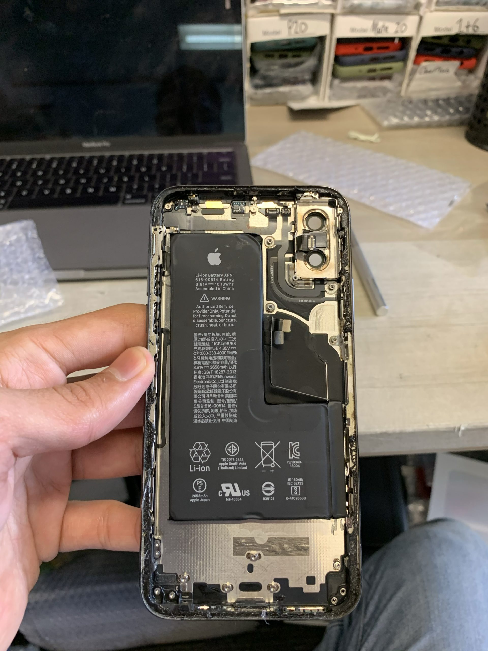 Cheap iPhone Screen Repairs